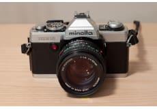 minolta kamera analog xg2