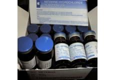 MDPV, Mephedron, MDMA (ecstasy), MDAI, Methedrone, Methylon, kokain