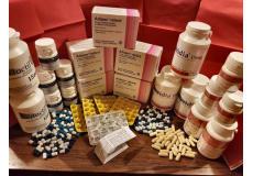 Medicinsk kush, xanax og steriods til rådighed