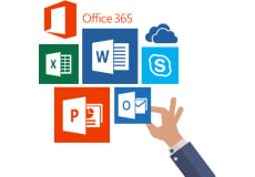 MS Office 365 account w/ Lifetime licens & 5TB OneDrive