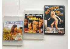 DVD - UDENLANSKE OG DANSKE