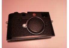 Leica M10 sort digitalkamera - med alt tilbehør.