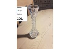 Lille vase...   Krystal..