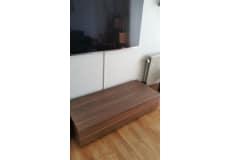 Tv bord i Valdnød