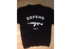 Defend Paris crewneck sweatshirt