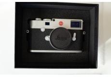 Leica M10 Digitalkamera (Sølv)