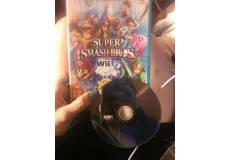 Super Smash brow til Wii U næsten som ny