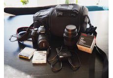 Canon EOS 600D sælges mm.