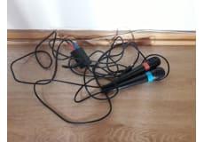 singstar mikrofoner til salg