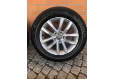 "VW Alufælge, 16"", Sepang, Michellin"