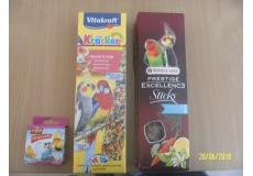 fugle  snaks  sælges