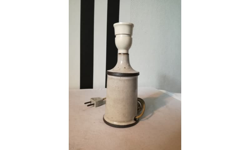 "bordlampe ""MØRKØV"""