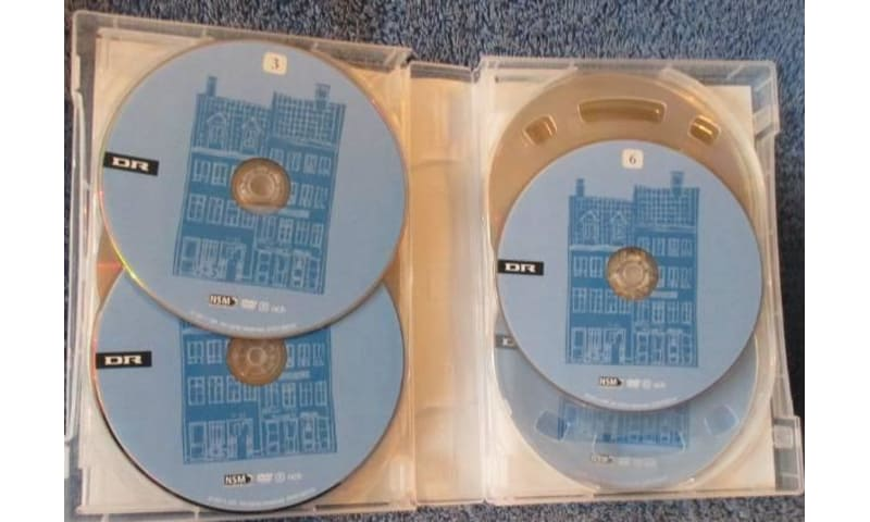 huset på christianshavn dvd boks