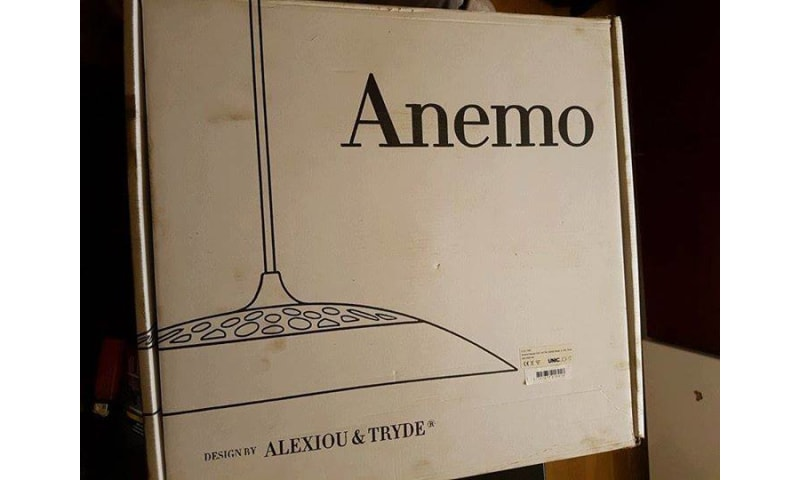 Loft Lamper Anemo Alexiou & Tryde
