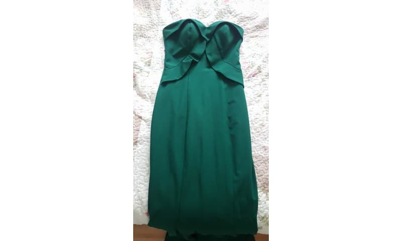 Galla kjole