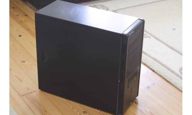 Intel i7 2600K 3,4 GHz, GTX 750Ti, 8GB RAM - Stationær PC