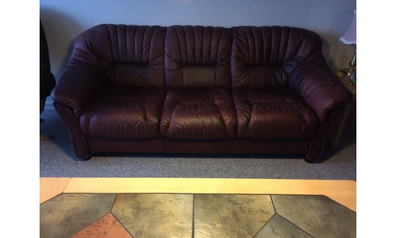 SKALMA 3 personers sofa
