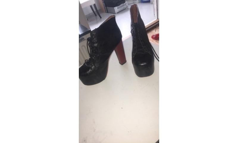 Sko og stiletter