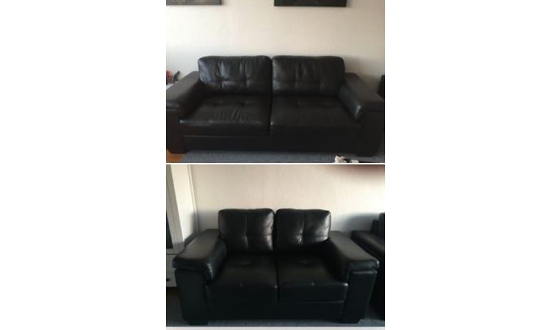 3+2 Pers. sofa + en ekstra 2 Pers.