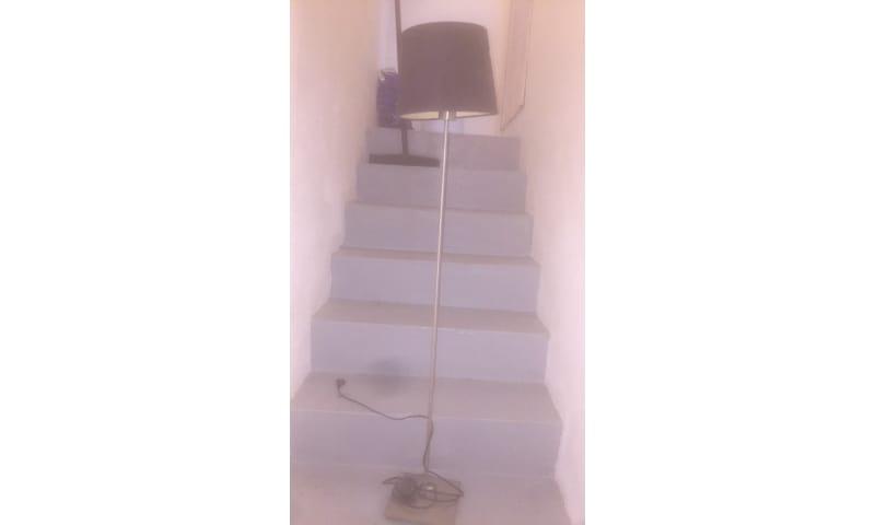 slidt lampe