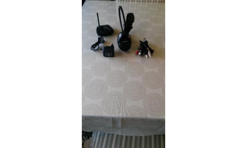 over ear wireless Lumatron