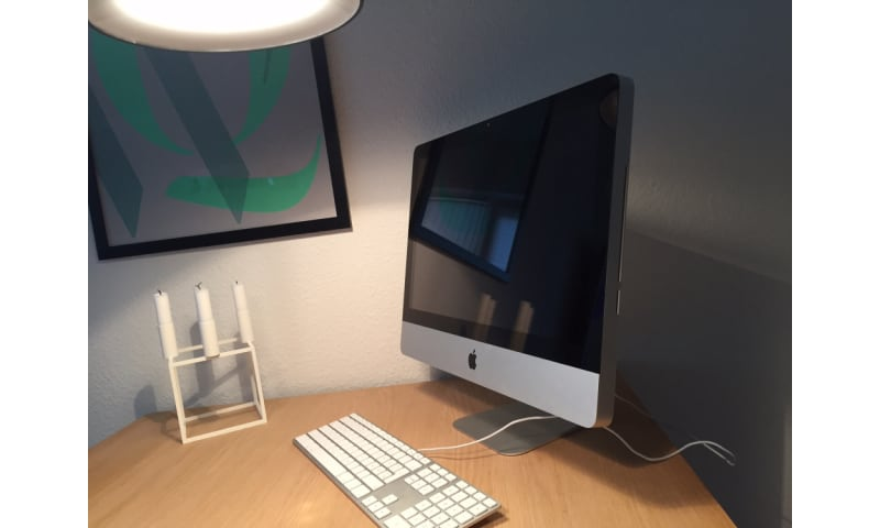 "Perfekt velholdt 21,5"" iMac ultimo 2011"