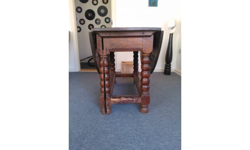 Engelsk Gate - Leg Table
