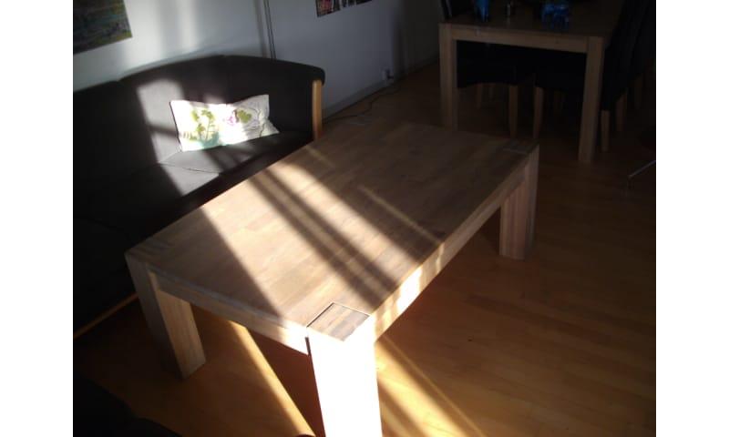 Køb Meget Billigt stue/sofa bord i massivt Ege... - Tilsalg.dk