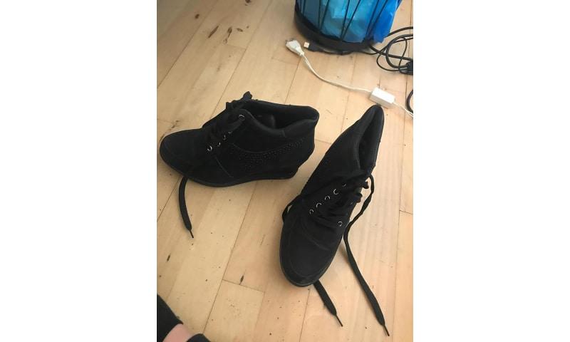 høje sko
