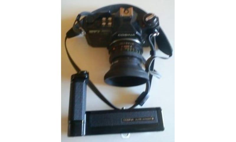 Cosina, spejlreflex kamera