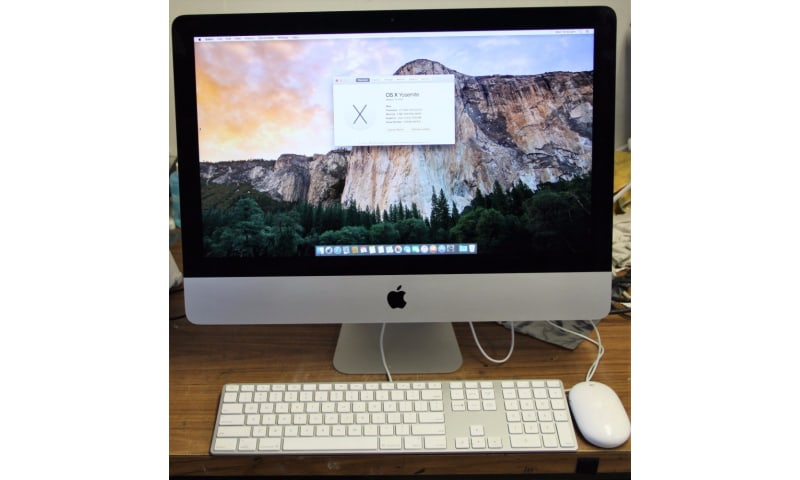 "Apple iMac 27 ""Core i7 3,4 GHz 12G RAM 1TB HDD"