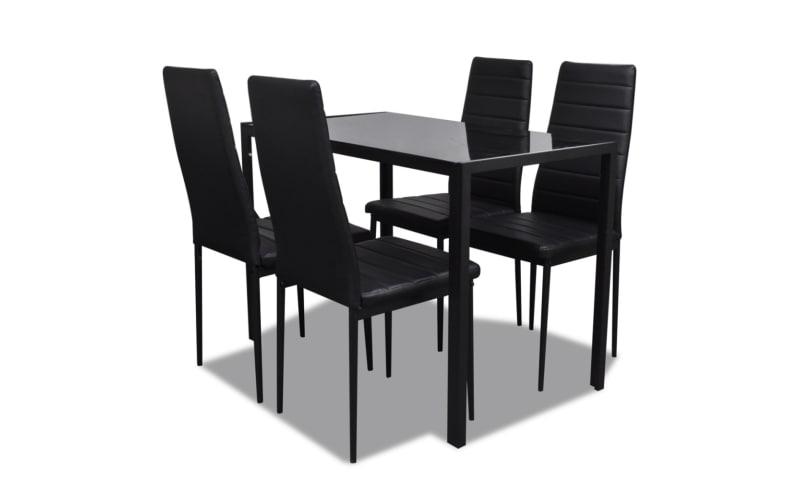 Køb Glas spisebord - Tilsalg.dk