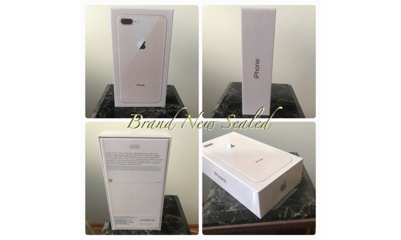 SELLING: New iPhone 8 / 8 Plus And Galaxy S8 / S8 Plus  Galaxy Note8