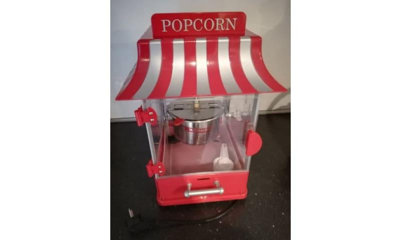 Popcornsmaskine