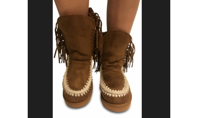 Indianer boots