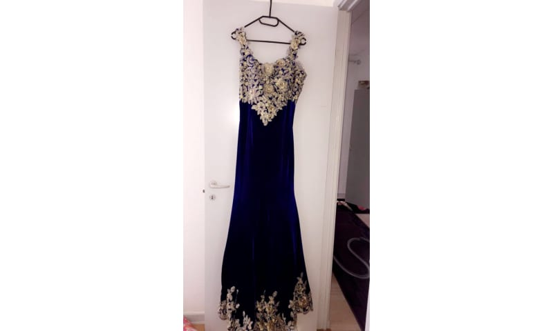 Min kjole