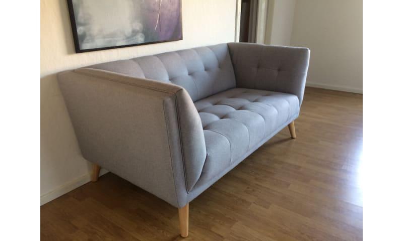 2. Pers. Sofa fra Dalles Bolighus