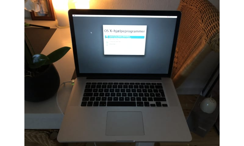 "Macbook Pro 15"" Late 2013"