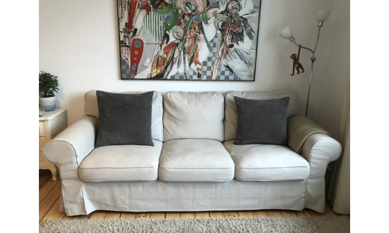 Behagelig sofa