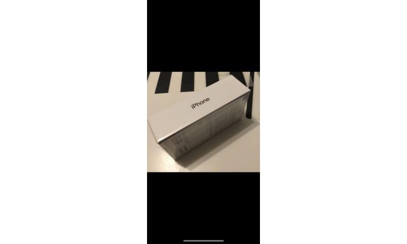 Uåbent iPhone x