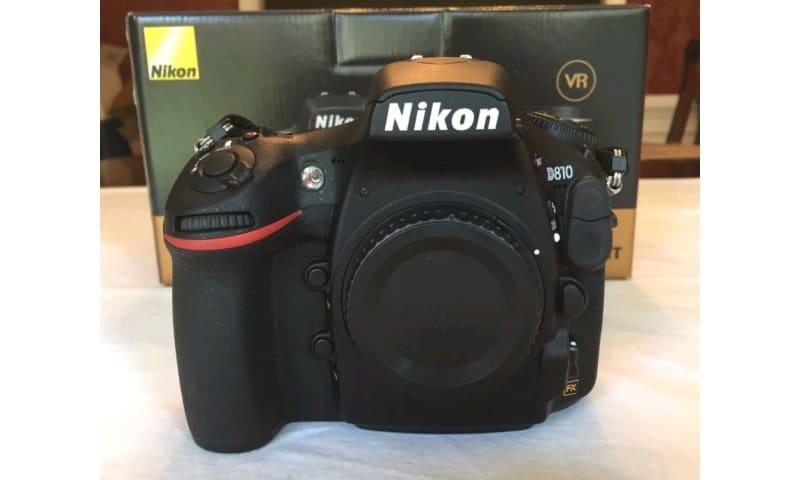 Nikon D810 / d800 kamera