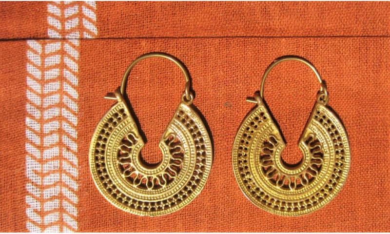 indiske øreringe
