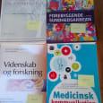 Studiebøger til bioanalytikeruddannelse