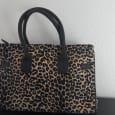 Leopard taske