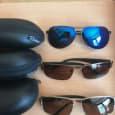 Solbriller 3 stk.