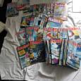Bådnyt magasin fra 1987 til 1993. 69stk