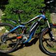 Haibike xDuro AllMtn PRO 27.5 2016 Bosch, Lille 42