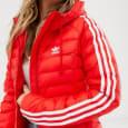 Adidas jakke Str 36