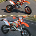 2016 KTM EXC 125