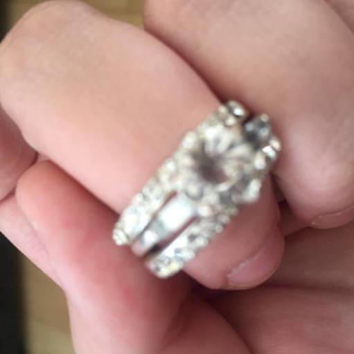 ringe i sølv